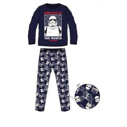 Pijama Star Wars niño infantil manga larga Guardia Imperial