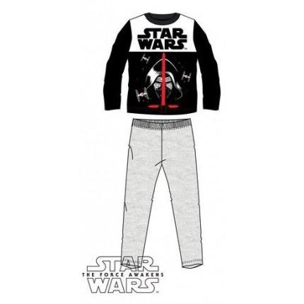 Pijama Star Wars niño infantil manga larga