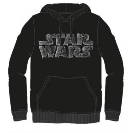 Sudadera Star Wars adulto capucha canguro