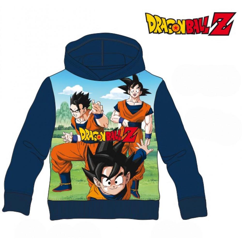Sudadera Dragon Ball Z niño Goku Son Goten capucha
