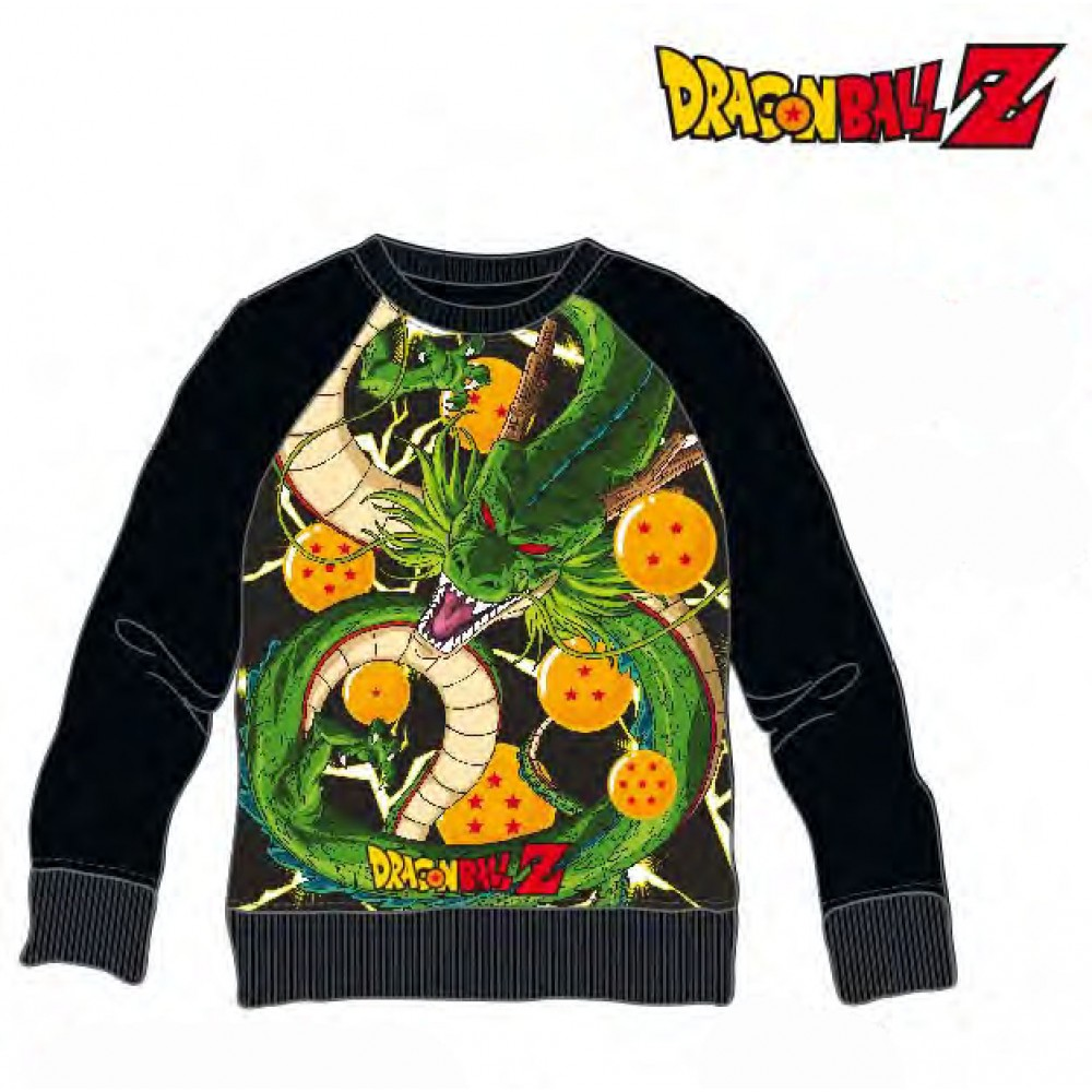 Sudadera Dragon Ball Z adulto Dragon Shenron