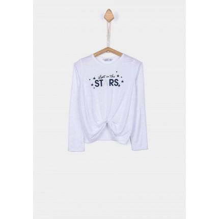 Camiseta Tiffosi Kids Marila niña junior manga larga