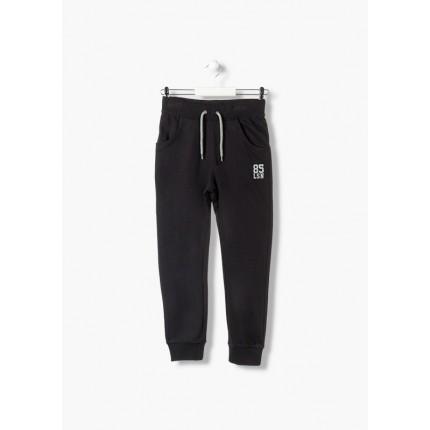 Pantalón básico Losan Junior niño sin perchar Negro