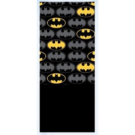 Buff Batman niño junior braga de cuello Negro