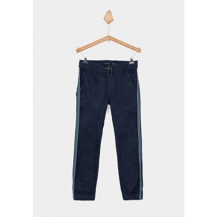 Pantalón Tiffosi Kids Denim Mason_1 niño junior cordón