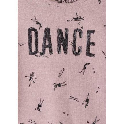 Detalle Jersey Losan niña DANCE junior estampado
