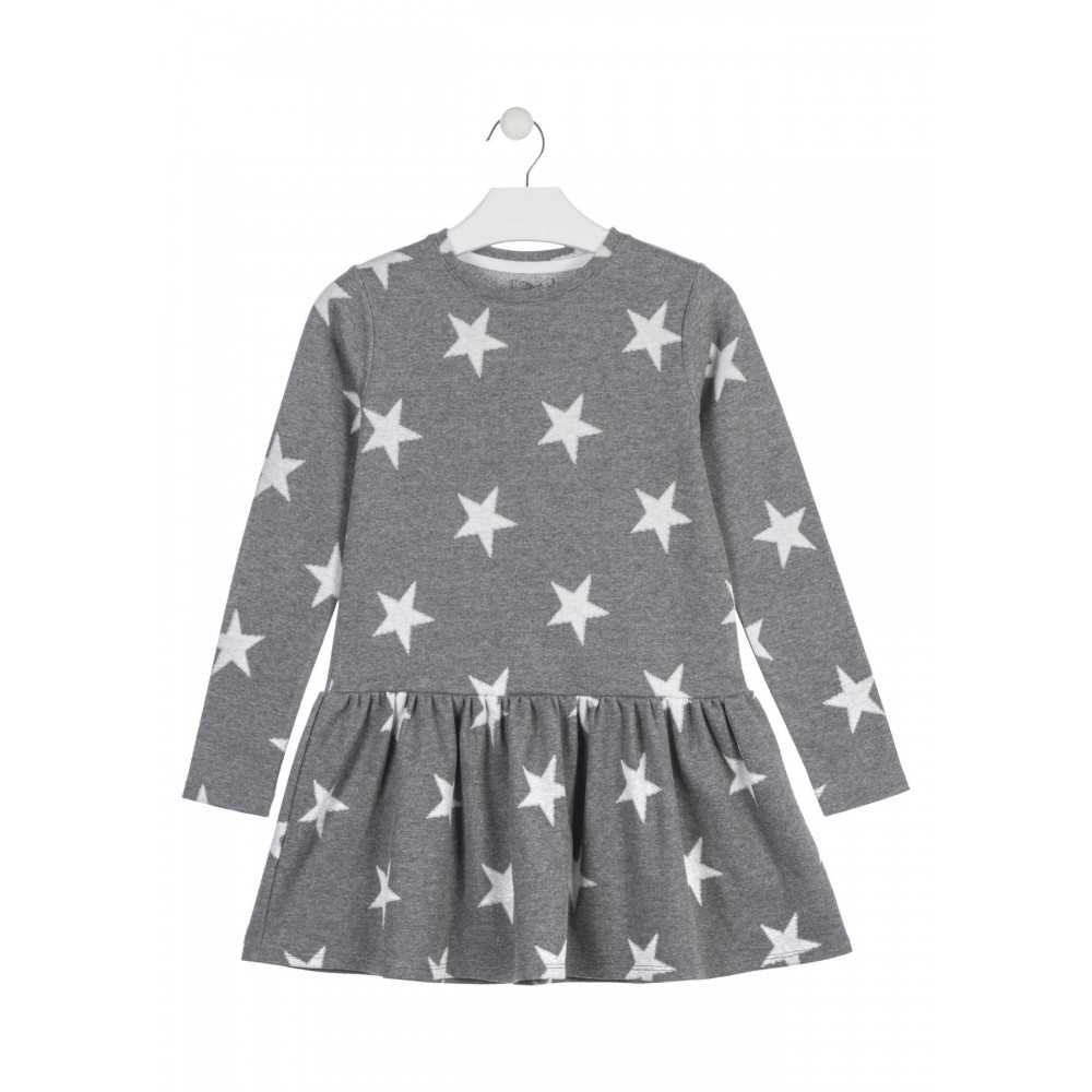 Vestido Losan niña junior Estrellas