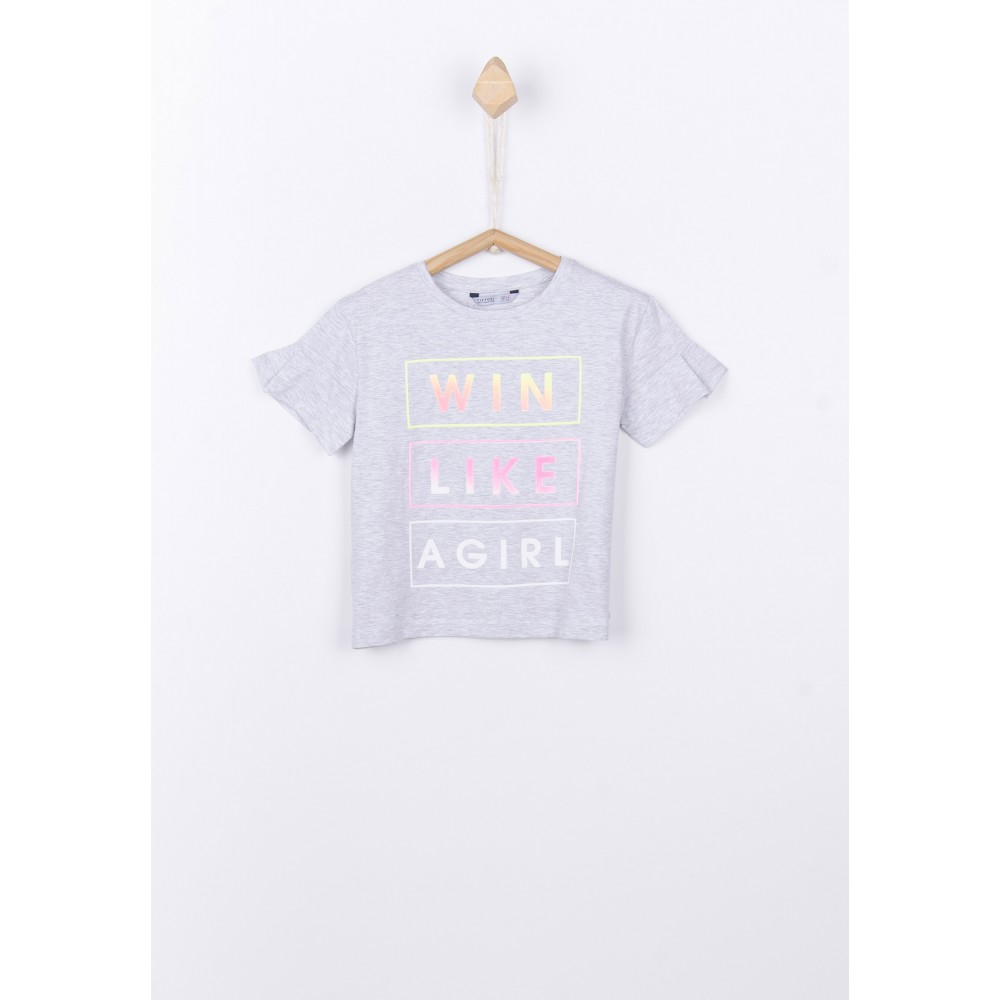 Camiseta Tiffosi Kids Samantha niña junior