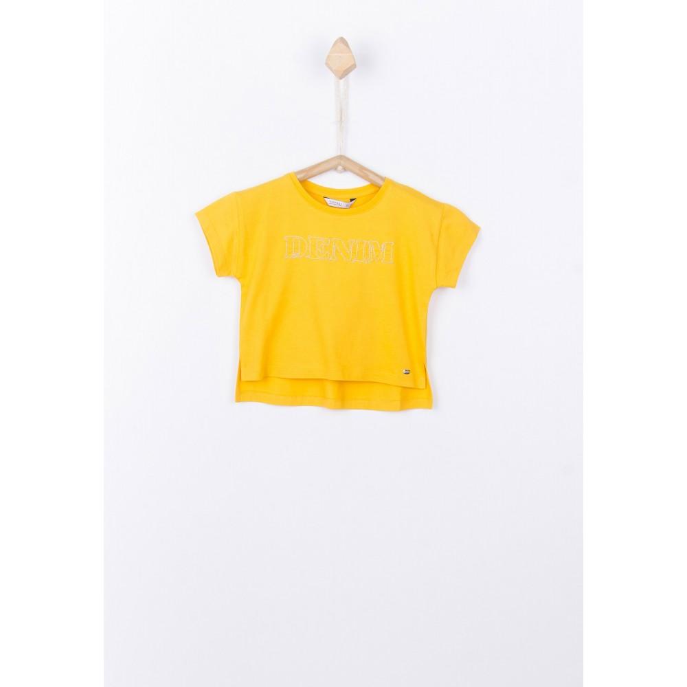 Camiseta Tiffosi Kids Dackia niña junior