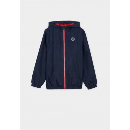Parka Tiffosi Kids Camber niño junior Azul