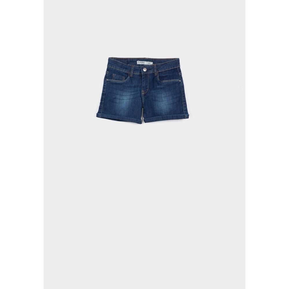 Short Jeans Tiffosi Kids Chloe_22 niña junior