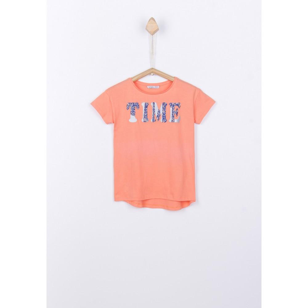 Camiseta Tiffosi Kids Elsie niña junior TIME