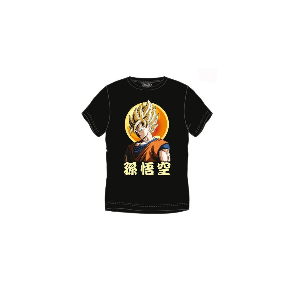 Camiseta Dragon Ball SUPER GUERRER manga corta