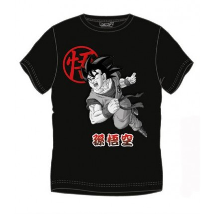 Camiseta Dragon Ball GOKU manga corta