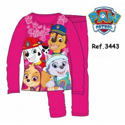 Pijama Patrulla Canina niña Skye Everest