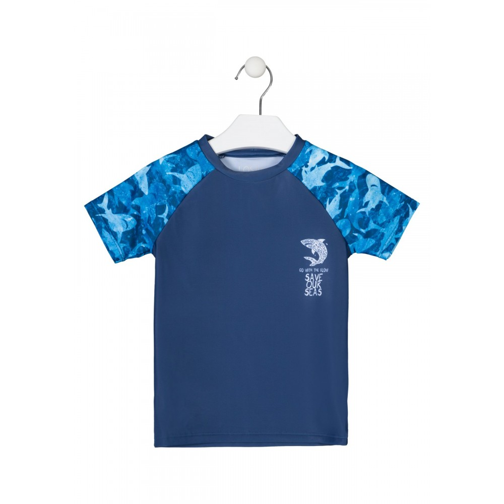 Camiseta Losan Kids niño SHARK infantil protector