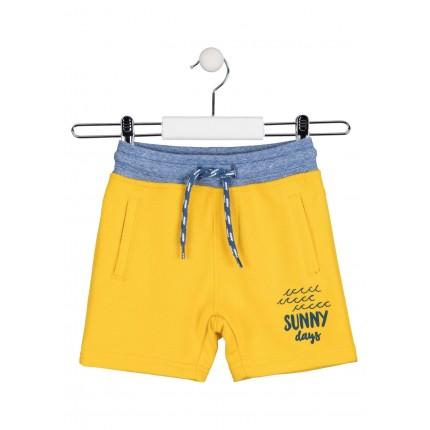 Bermuda Jogging Losan Kids niño Sunny Days infantil