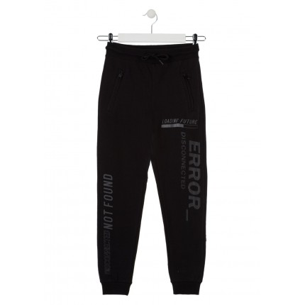Pantalón Jogging Losan niño Future cordón