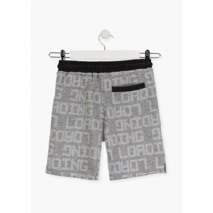 Parte trasera Pantalón Jogging Losan niño Loading cordón