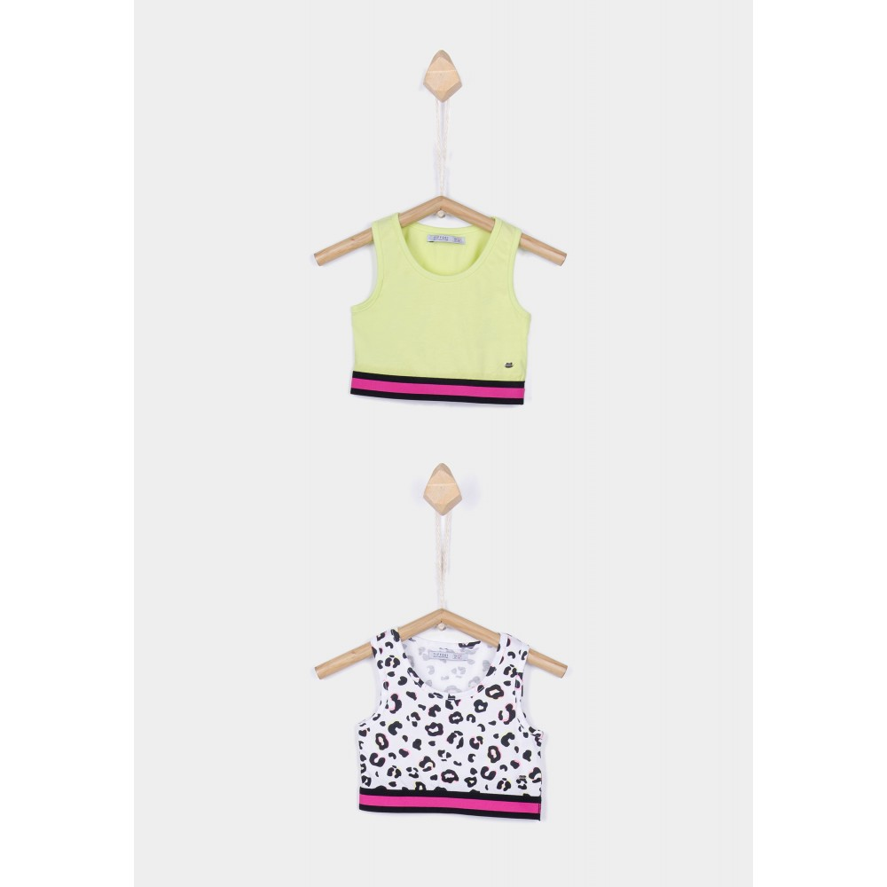 Top Tiffosi Kids niña Athens pack de 2