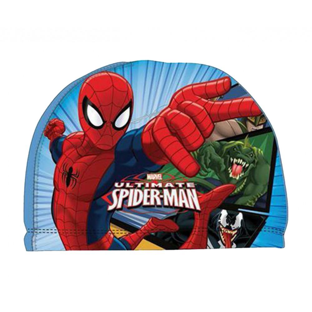 Gorro piscina Spiderman Marvel niño