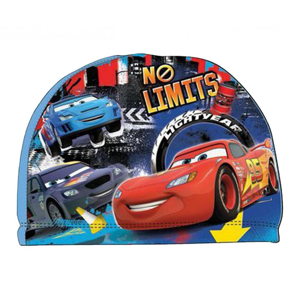 Gorro piscina Rayo McQueen niño Disney Cars