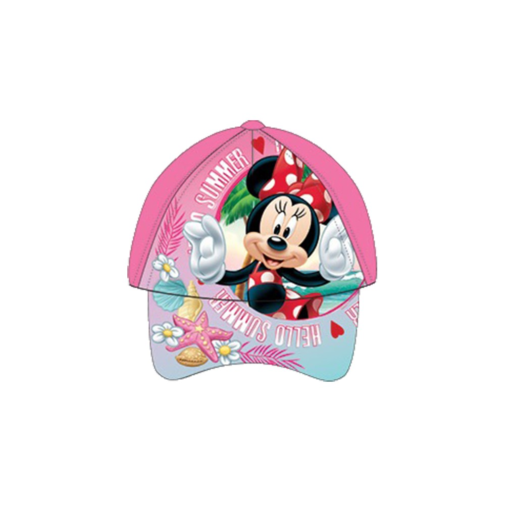 Gorra Disney Minnie Lunares niña