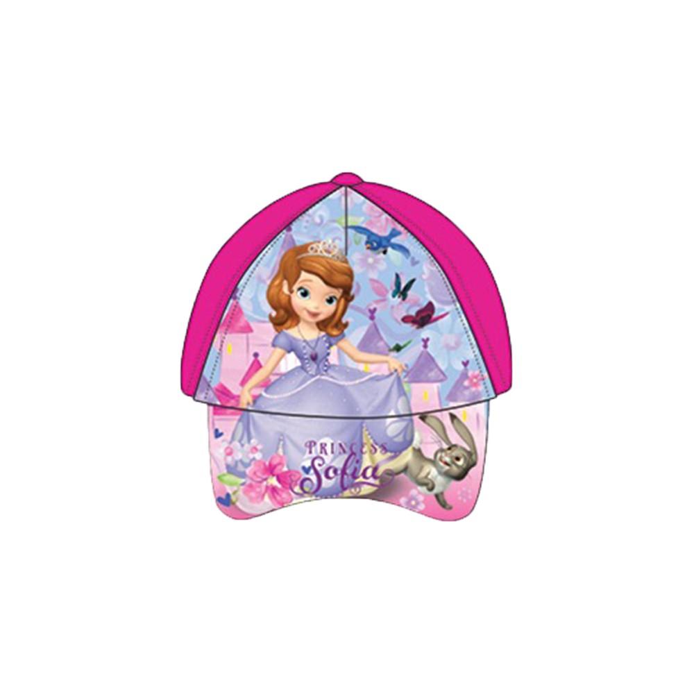 Gorra Natura Princesa Sofia Disney niña