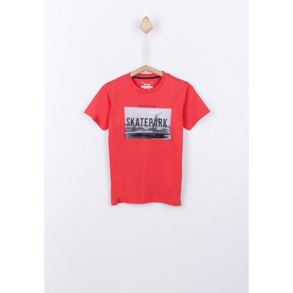 Camiseta Tiffosi Kids Degrade niño manga corta
