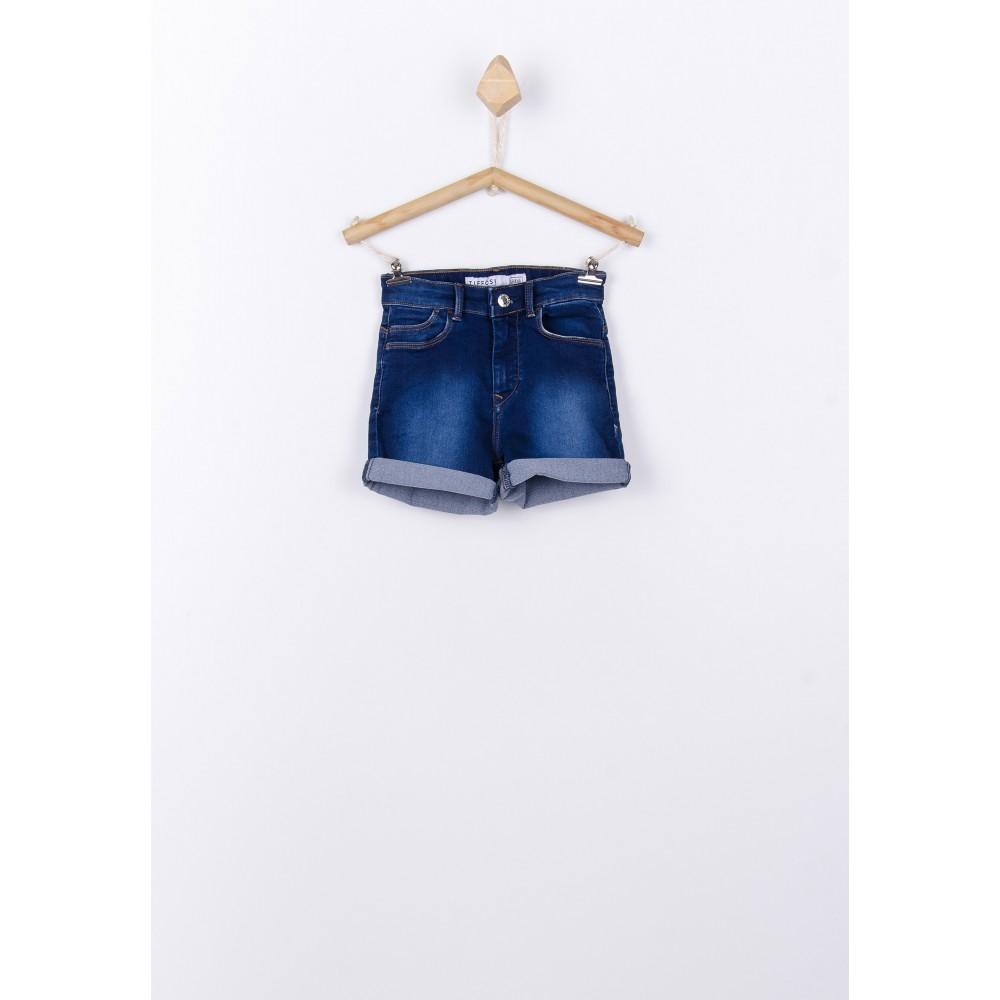 Short Jeans Tiffosi Kids Ariana_35 niña E10