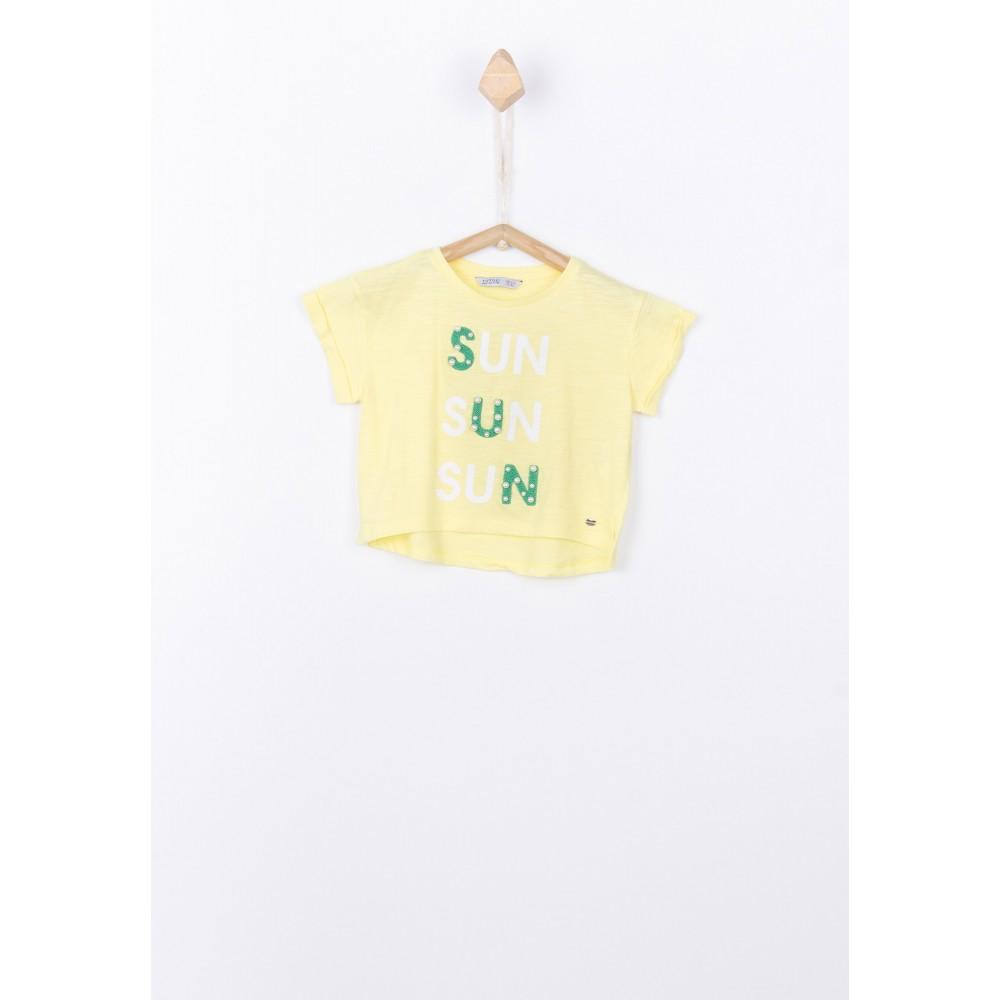 Camiseta Tiffosi Kids Gisa niña corta