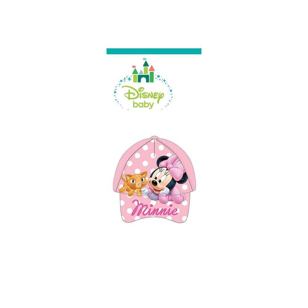Gorra Minnie bebe niña Disney