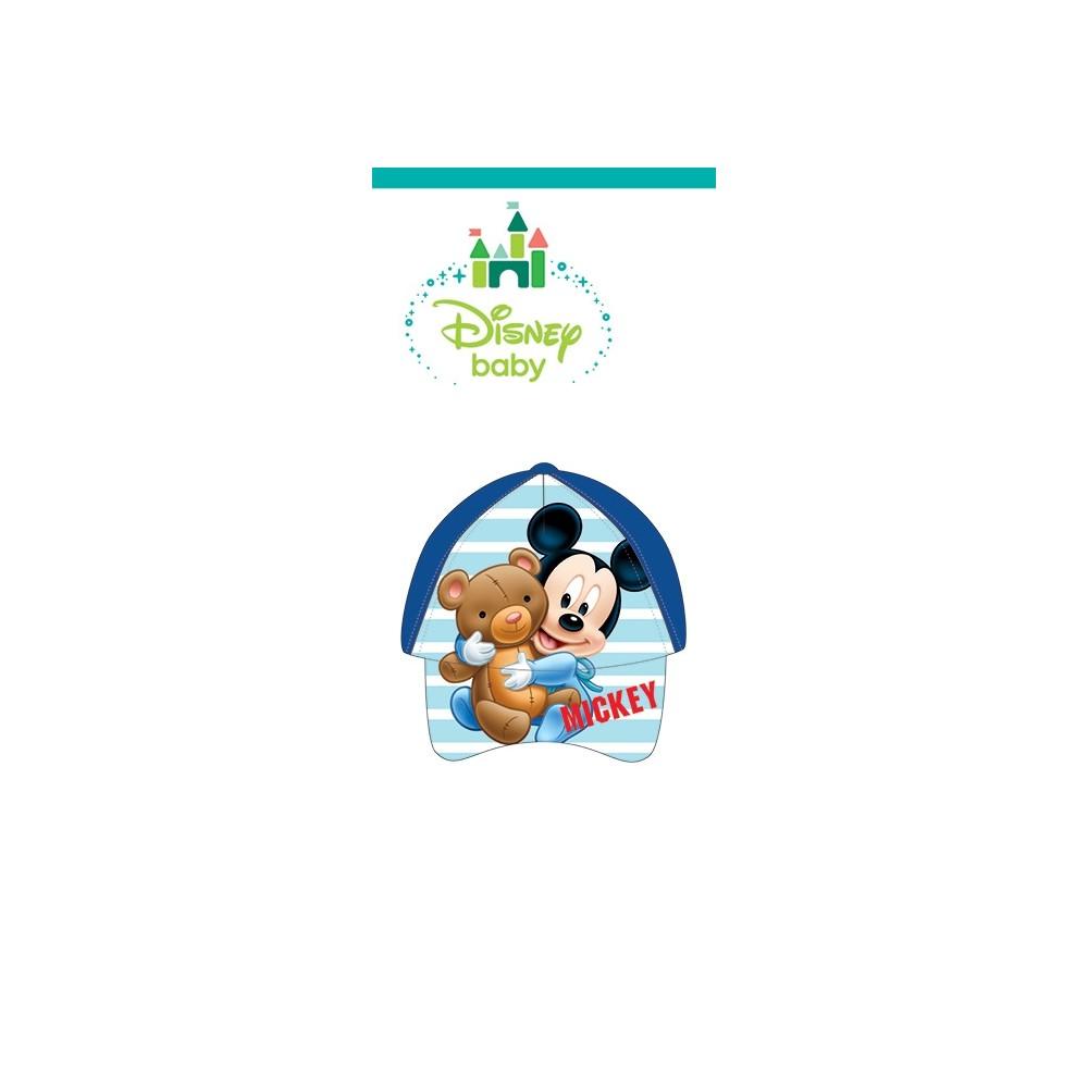 Gorra Mickey bebe niño Disney