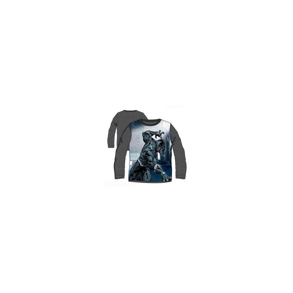 Camiseta Vengadores niño manga larga marengo