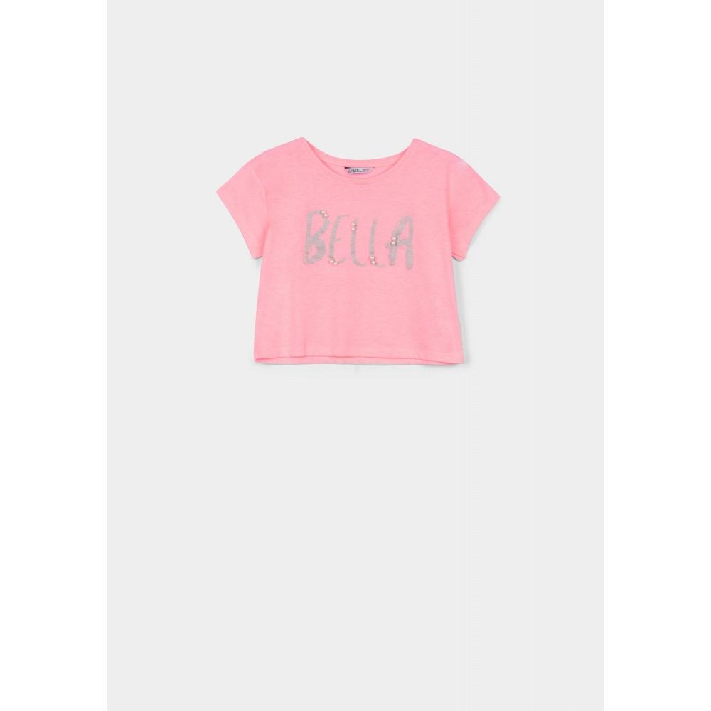 Camiseta Tiffosi Kids Daisy niña junior corta