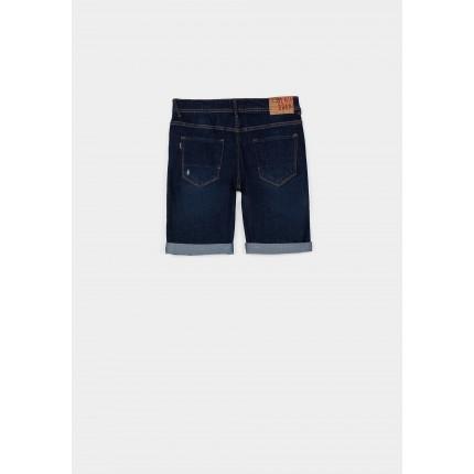 Parte trasera Bermuda Jeans Tiffosi kids Zac_K123 niño junior