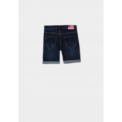 Parte trasera Bermuda Jeans Tiffosi Kids Joe_36 niño junior