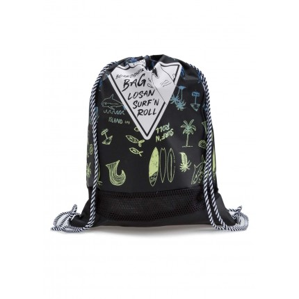 Bolsa Playa Losan Surf'n Roll niño junior
