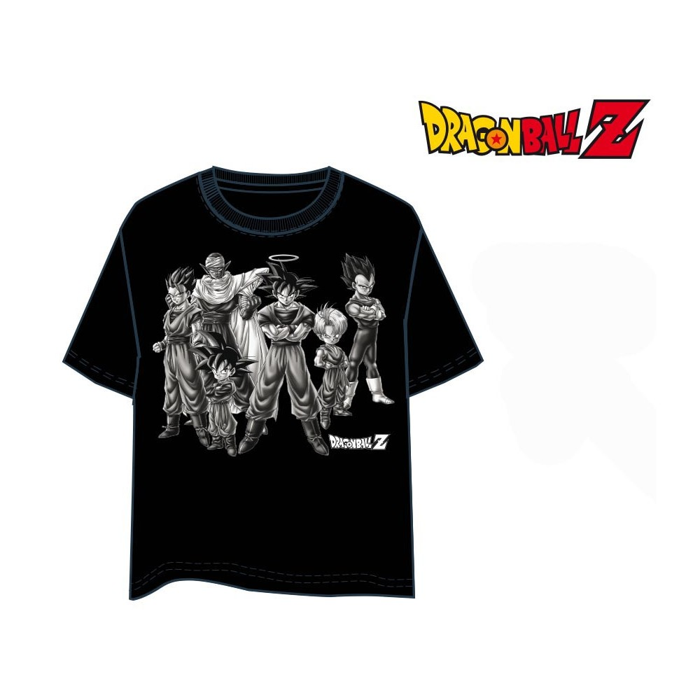 Camiseta Dragon Ball Z Heroes manga corta