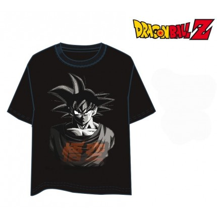Camiseta Dragon Ball Z Goku manga corta