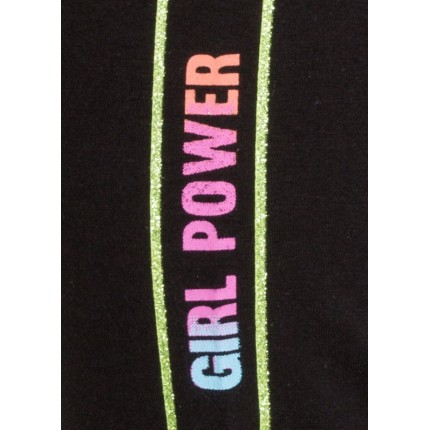 Detalle banda Leggin Losan niña junior Girl Power