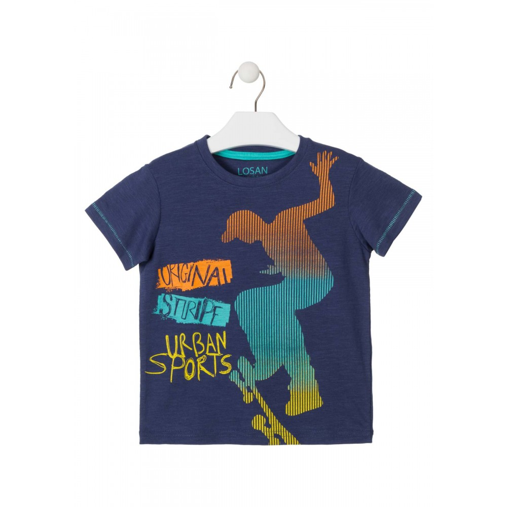 Camiseta Losan Kids niño infantil Urban Sports manga corta
