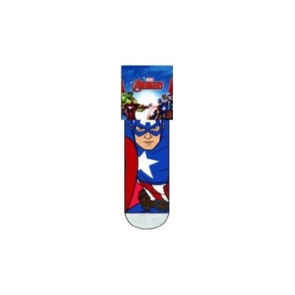 Calcetin antideslizante Vengadores niño Avengers Marvel