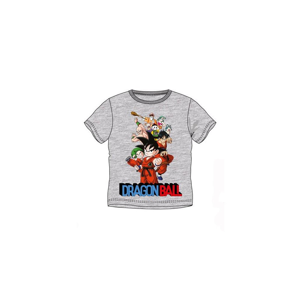 Camiseta Dragon Ball Goku manga corta