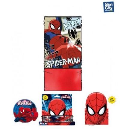 Buff de cuello Spider-man Marvel cinco posiciones colarina