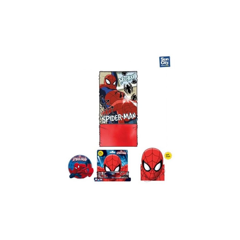 Buff de cuello Spider-man Marvel cinco posiciones colarina