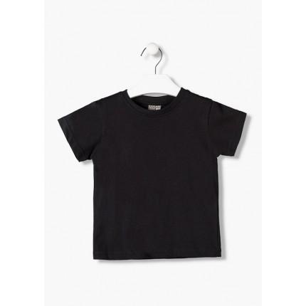 Camiseta Básica Losan junior manga corta  sin dibujo