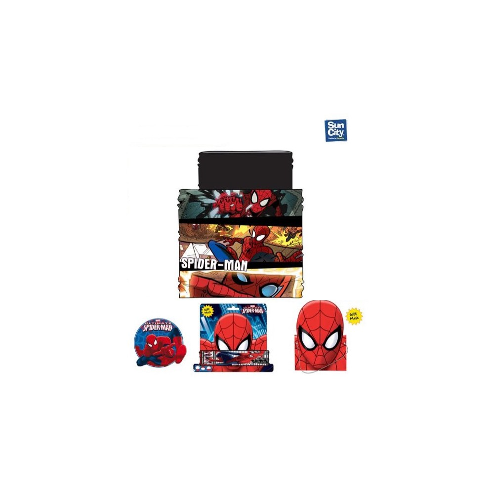 Buff de cuello Spider-man Marvel comic colarina