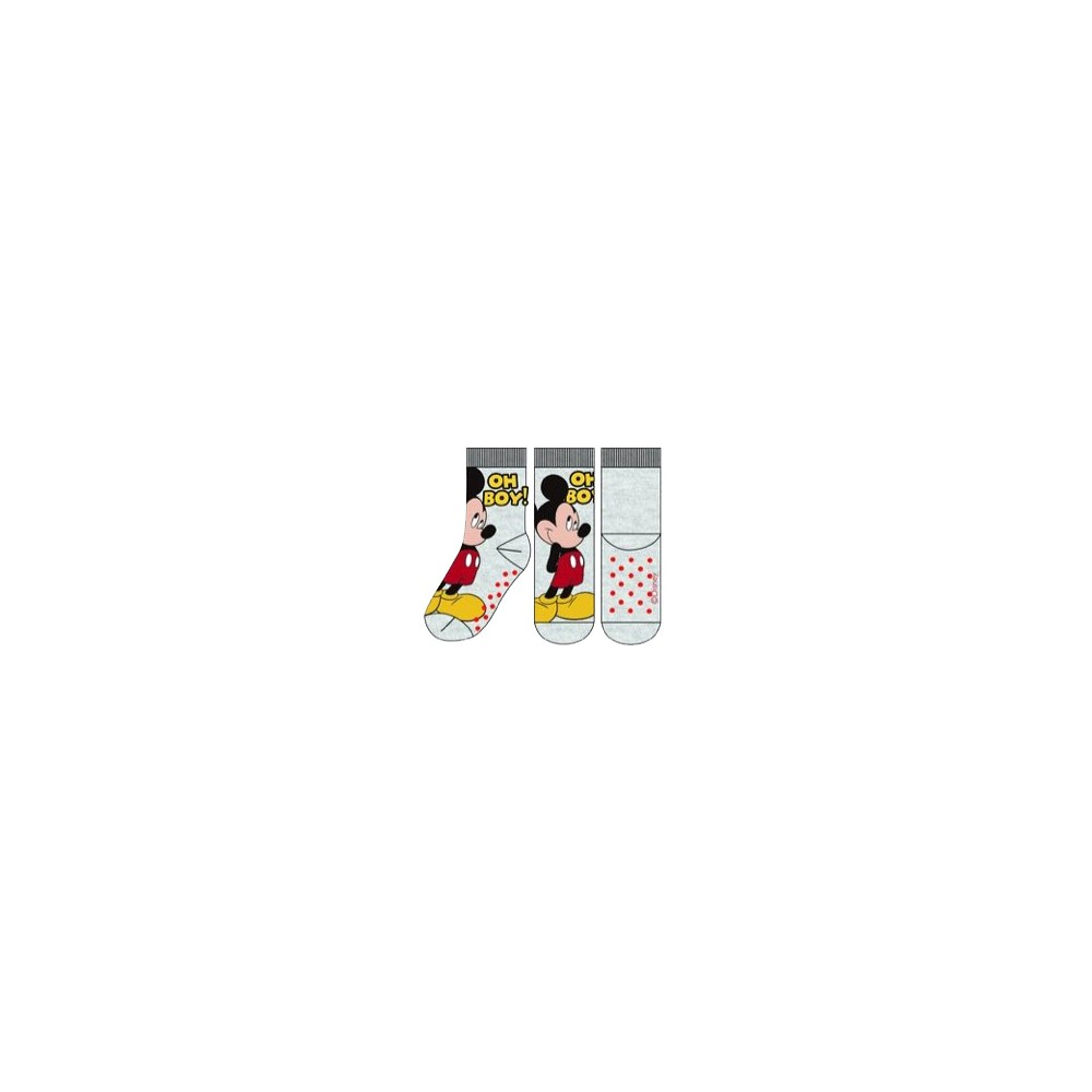 Calcetin Antideslizante Mickey Mouse niño Disney