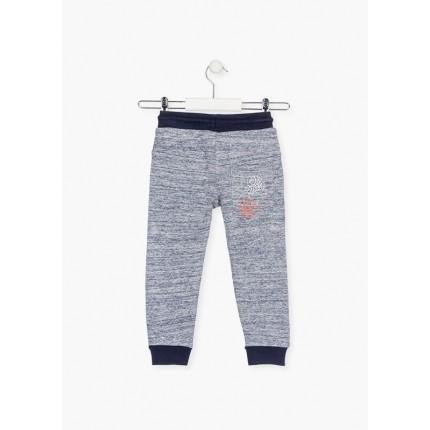 Parte trasera Pantalón Jogging Losan Kids niño infantil Smile Boy